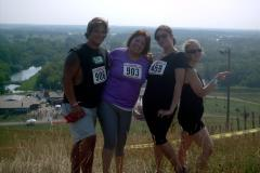 Rugged Maniacs made it to the top