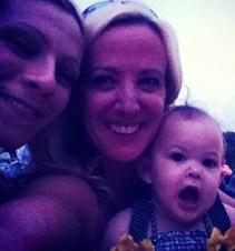 Singing baby, Grandma and Auntie