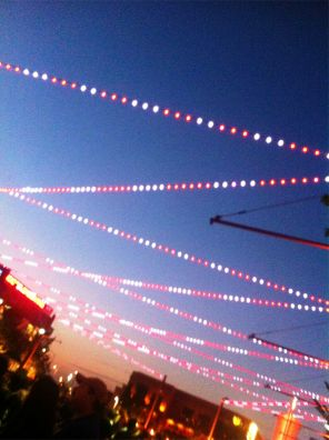 Lights at Dusk