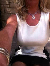 Hey I wore white that day