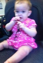 Secretary Baby Overwhelmed