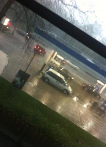 Might flood