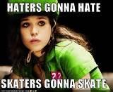 a skater hater