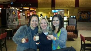 3 Mud pies at the movies