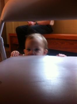 I see you babygirl