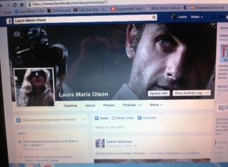 Laura Maria Olson Personal Facebook Page