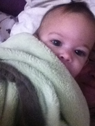 Man I love this snuggling #babygirl