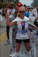 Right After the 2014 Chicago Marathon.