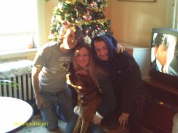 Christmas 2012 with my boys